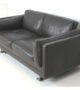 Ileum Wikkelsø Leather Sofa