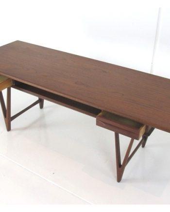 E.W. Bach Teak Coffee Table