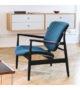 Finn Juhl France Chair black