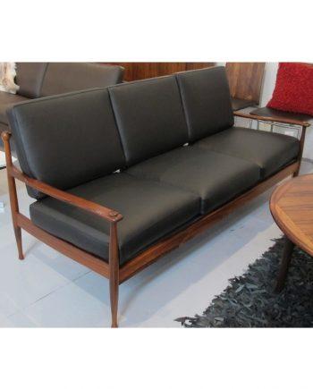 Vintage Rosewood Sofa