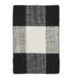 Linie Design BOLOGNA rug Black-White