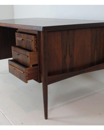 Arne Vodder Rosewood DeskArne Vodder Rosewood Desk