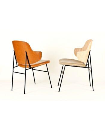 Ib Kofod-Larsen Penguin Dining Chair