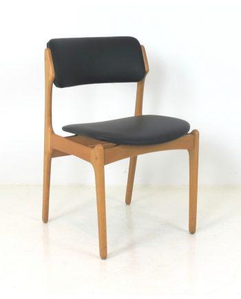 Erik Buch designed Model 49 Dining Chair in Oak