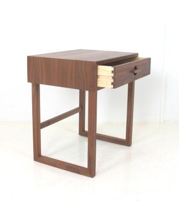 Oak Bedside Table by Danish Red