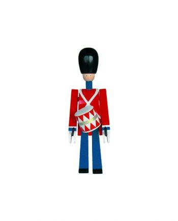 Kay Bojesen Guardsman Drummer front