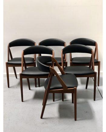 Kai Kristiansean Teak Dining Chair