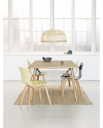 Extension table design