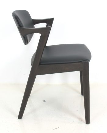 Kai Kristiansen Model 42 Dining Chair Dark Oak