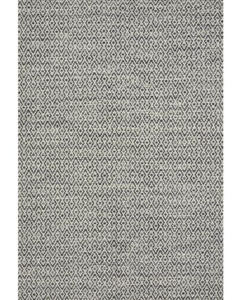 Linie Design LABYRINTHE rug Dark Blue