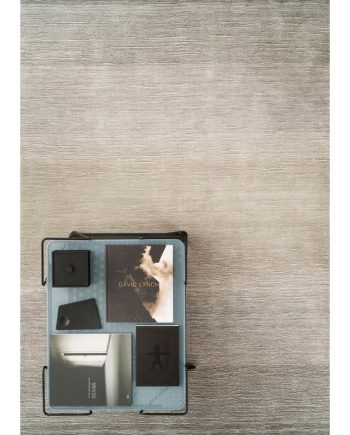 Linie Design GRADUATION rug Grey in situ