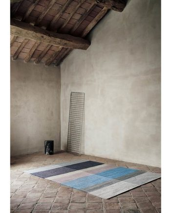 Linie Design LAGOS rug Heather in situ