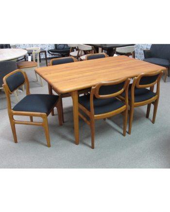Johannes Andersen Dining Chair Teak