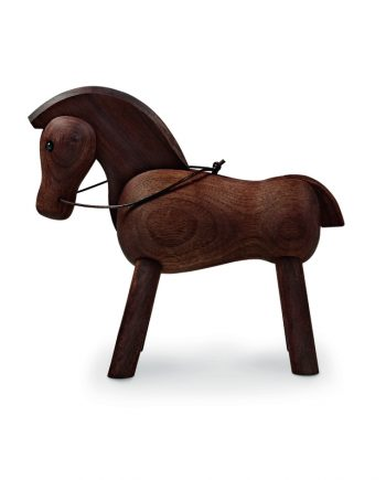 Kay Bojesen Horse Walnut side