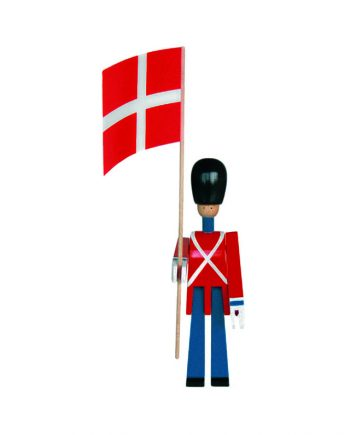 Kay Bojesen Guardsman Standard-bearer front