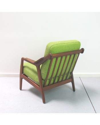 H.Brockmann-Petersen Chair in Teak back