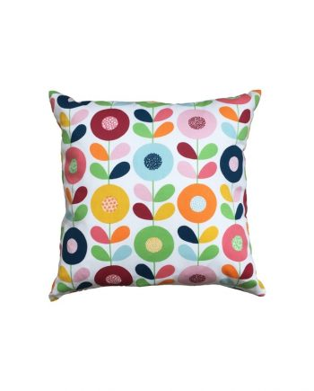 Alex and Elle Cirkelblomma Cushion