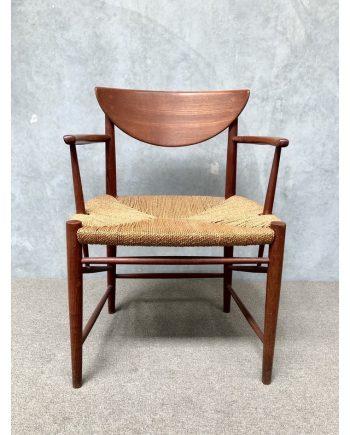 Teak Chair by Peter Hvidt & Orla Molgaard-Nielsen