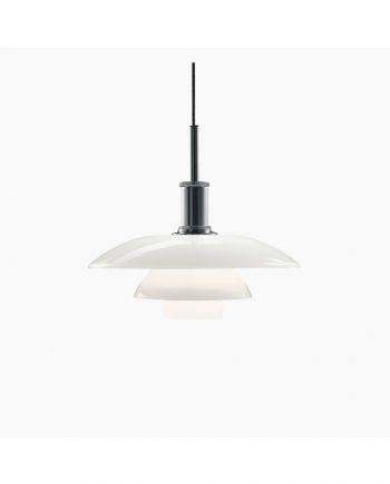 PH 4½-4 Glass Pendant | Made by Louis Poulsen