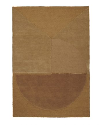 Linie Design SATOMI rug Mustard