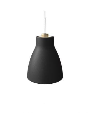 BELID Gong pendant | Model 1031198086 | Black and Gold
